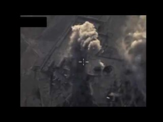 Tu 22M3 bombers hit newly detected objects of ISIS to the east from Palmyra