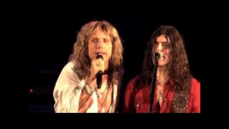 Whitesnake - Love Will Set You Free LIVE from Japan 2011