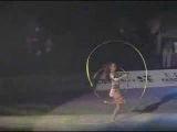 Алина Кабаева -- показательное // Aeon Cup 2004