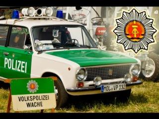 DDR Volkspolizei Wache - Народная полиция полиция ГДР - East German Peoples Police GDR