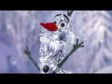Meet Swarovski's Olaf – straight from the Disney movie Frozen