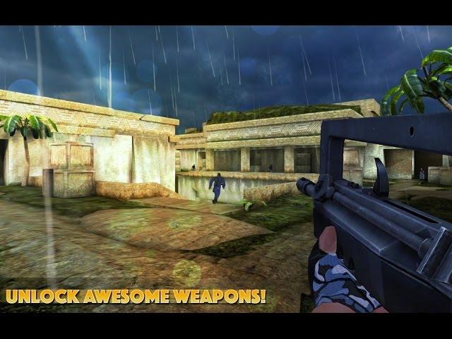[Обновление] Counter Attack Team - Геймплей | Трейлер