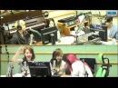130729 Krystal hit Victoria lol @Kiss The Radio кфк