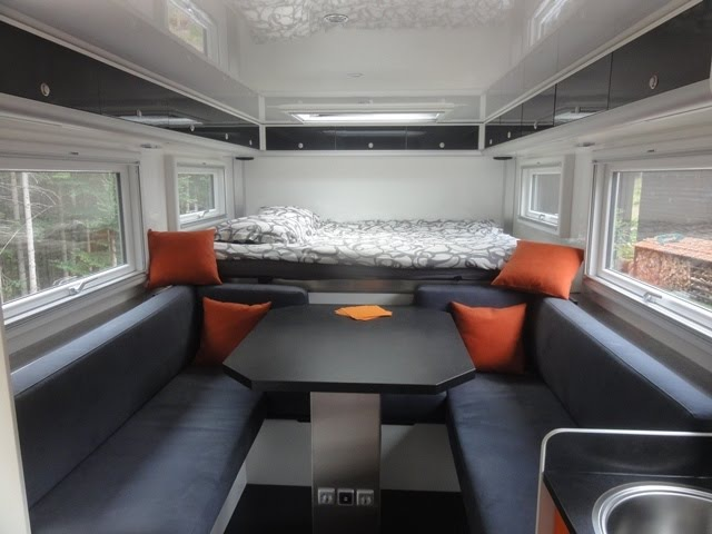 MAN 4WD 18.290 overland expedition vehicle camper: INTERIOR deisign, systems equipments