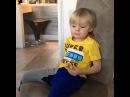 """@katyajuja555 on Instagram: """"Боже , я влюбленна в этого чудо малыша 😍😍😍🤗🤗🤗 @gnomgnomych Саня ПлющенкОООО👶 Видео с ним я могу смотреть бесконечно 😍 какой же он Клевый…"""""""