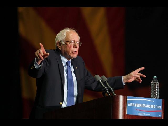 SIMPLY AMAZING: Bernie Sanders Rally Flagstaff, Arizona (3-17-16) Flag Staff Arizona Full Spech HD