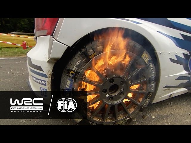 WRC - ADAC Rallye Deutschland 2016 TOP 5 HIGHLIGHTS