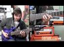 Pierre Danel (Kadinja) - Djent Metal Guitar Lesson - Guitare Xtreme 72