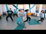 A.Y.B. Force – Carioca Moon.BREAK DANCE by B-Girl Kate.Junior Workshop 02.2016