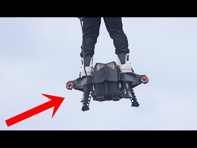 8 REAL HoverBoards and HoverBikes That Actually Hover