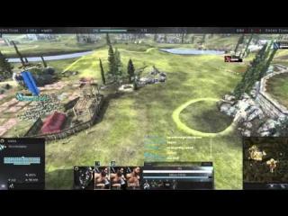 Total War Arena - Выбор пехоты варваров 2го уровня - Warband или Woodsman?