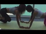 Фитнесс Мотивация Прыгающие Попки