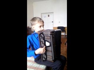 маленькая песенка, Кабалевский (разбор, первый урок, 18.01)