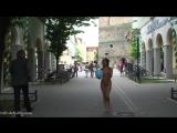 Agnes Nude in Public 5