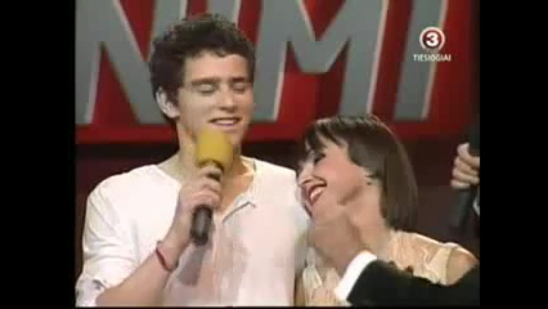 Donatas Montvydas ir Katerina Voropaj - Šok su manimi finalas pt. 2 (25.12.2010)