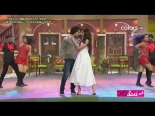 Танец Шраддхи и Тайгера под песню «Let's Talk About Love» из фильма «Baaghi»