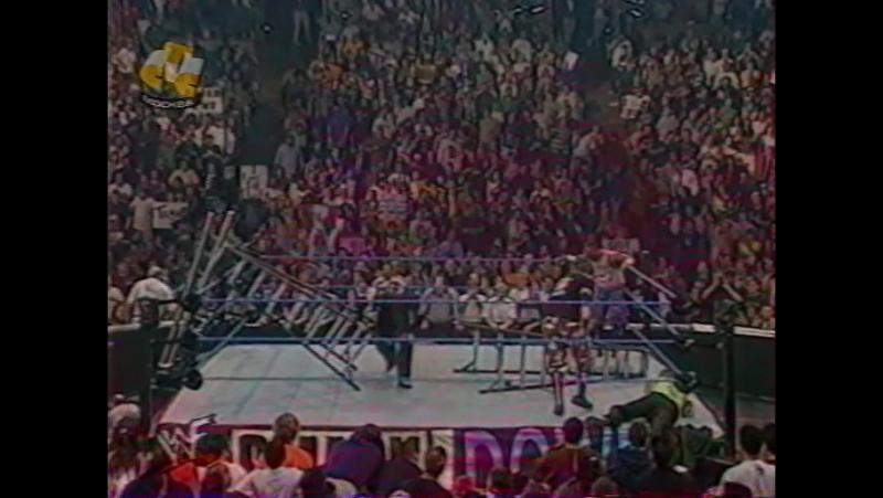 Wrestling Online: Smack Down (24.05.2001)