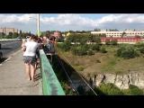 Роуп-джампінг, «Стрімка́ лань» у Камянці-Подільському.mp4