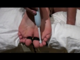 horny boy feet - merrcyless tickled