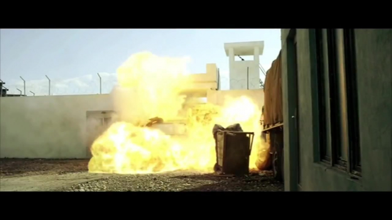 Морпехи 3 В осаде Jarhead 3 The Siege 2016