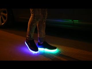 LED Shoes привел обувь