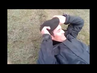 Sungurlar - Serdar Komutan 2 Kişiye Karşı Devriliyor (kamera arkası)