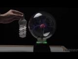 3 впечатляющих трюка с плазма-шаром