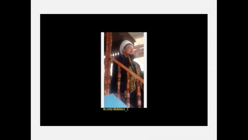 Абдуғаппар Сманов - Расулаллаһты (ﷺ) түсінде көрген Қызылордалық қыз