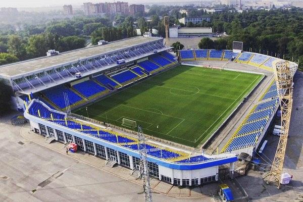 стадион олимп-2 ростов фото