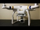 КРУТОЙ Квадрокоптер DJI Phantom 3 Professional, 4K camera