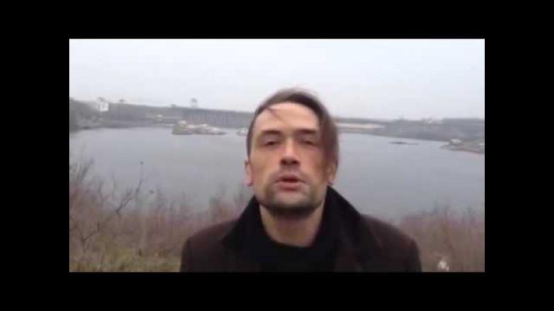 герой *Грозовые ворота* Анатолий Пашинин воююет за Украину