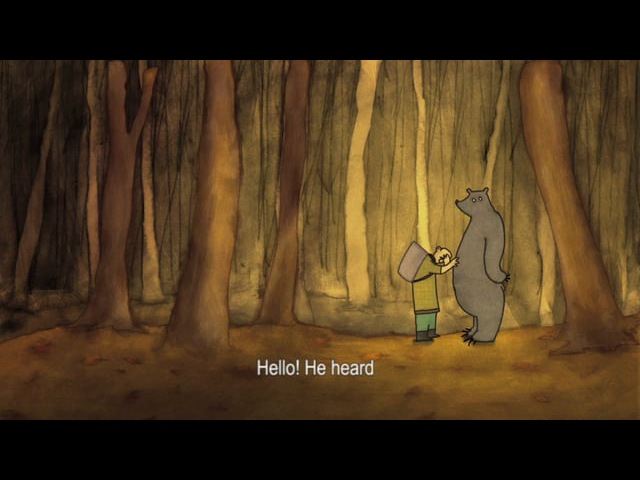 La Main de l'Ours / The Bear's Hand