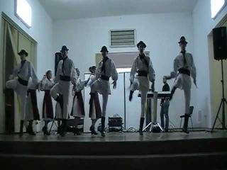 Ansamblul Studentesc Junii Brasovului (Vatra Harmanului) Hodoroaga-Brau-Fagaras
