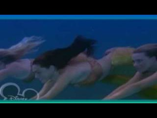 No Ordinary Girl - H2O just add water musicvideo