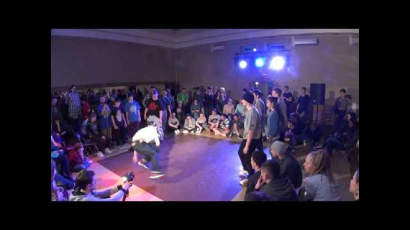 TroubleMaykerz vs Хоть отбавляй Funky fresh 2016