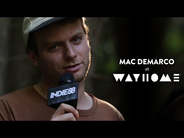 Mac DeMarco's Advice for Living with Your Partner