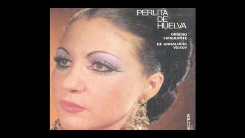 Perlita De Huelva De Andalucia yo soy (Belter)(1972)