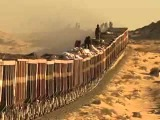 Самый длинный и медленный поезд в мире