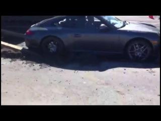 Supercar Driver Idiots in San Francisco