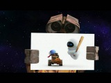 WALL-E's Treasures and Trinkets 720p HD