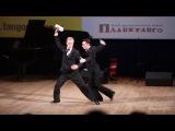 Артем Майоров и Александр Десятов, Милонга России 2016, Москва