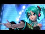 【初音ミク】かがやく舞台、心はずむ未来の音色。 PS4「Project DIVA FT」公式プロ&#12