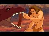 Легенда о Тарзане / The Legend of Tarzan Серия 27 - Гость из подземного мира | Disney мультфильмы про животных
