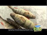 Зимняя рыбалка на щуку оз. Сугояк апрель 2011г. жерлицы