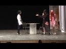 Косплей-сценка Танец ненависти по аниме Naruto Танибата 2010