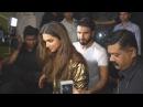Deepika Padukone Ranveer Singh At Filmfare Editor Jitesh Pillaai's Birthday Party