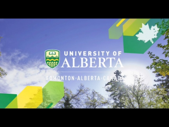 Study in Canada a world for you at the University of Alberta!