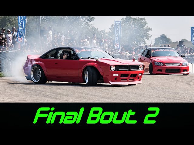 Drifting In Style - Final Bout 2 Music Video