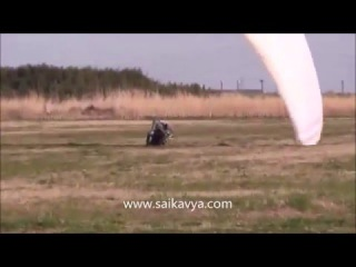Powered Paragliding Paramotor crash accidents or goof ups