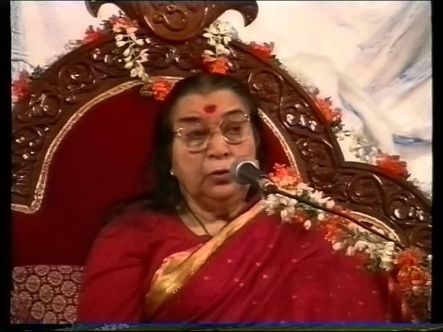 Пуджа Шиваратри /1997/ - Лекция Шри Матаджи